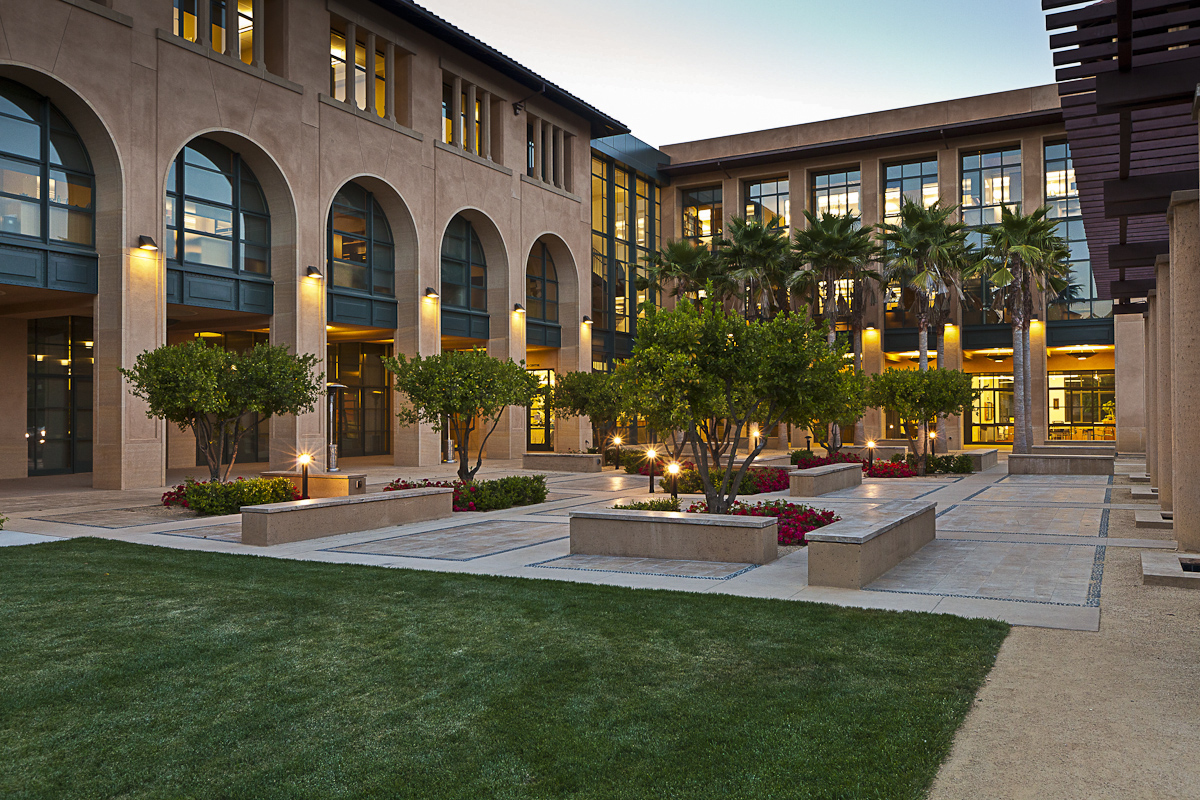 The SIEPR Courtyard