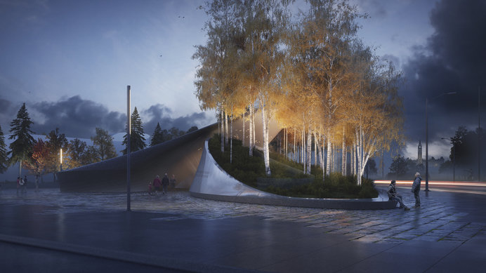 Canadian National Holocaust Monument Design Competition