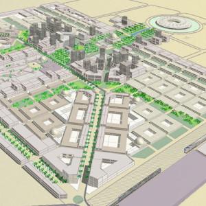 Riyadh - Dalian E Subcenter Model C.jpg