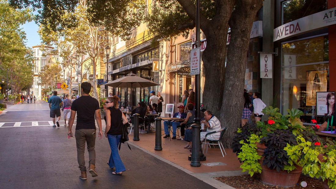 Santana Row San Jose Restaurants