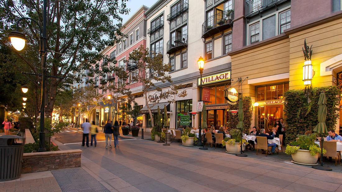 Hotels Near Santana Row In San Jose